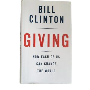 "BILL CLINTON ""GIving"""
